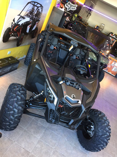 can-am maverick x3 xrs 2018 172hp turbo 0km 2018 smmotos utv
