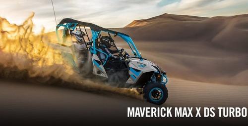 can am maverick xds 1000 r max turbo 2016 0km con accesorios