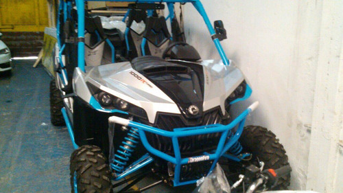 can am maverick xds 1000 r max turbo 2016 0km con accesorios