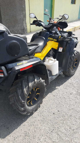 can-am outhlander 4x4