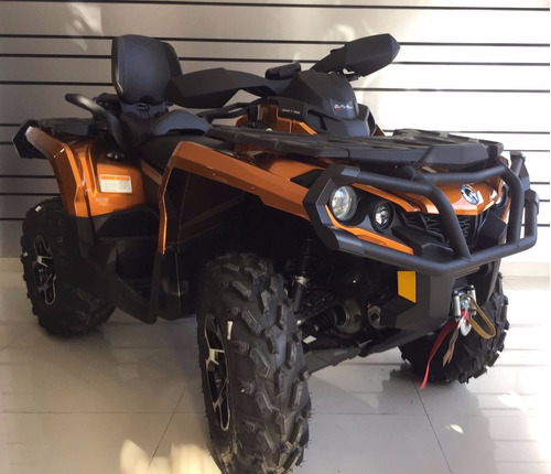 can-am outlander 1000 xt-p xtp 2018 0km
