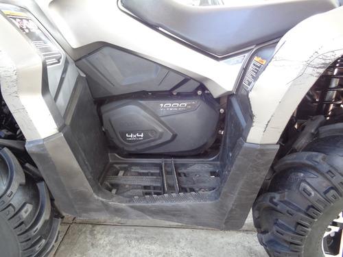 can-am outlander 1000x 2013 gris
