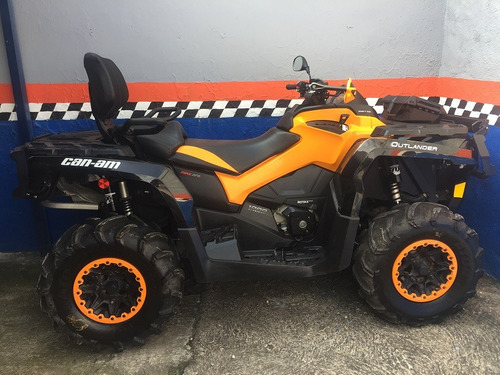 can-am outlander 1000xtp  2015