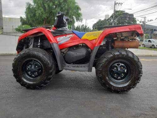 can-am outlander 400cc 4x4 motor rotax