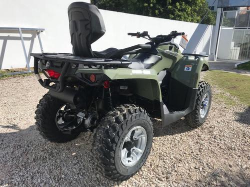 can am outlander 450 max l dps pro motors