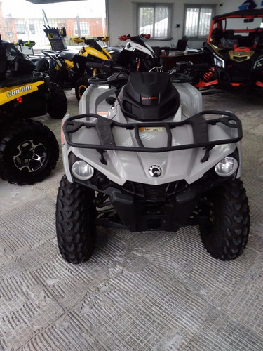 can am outlander 450l