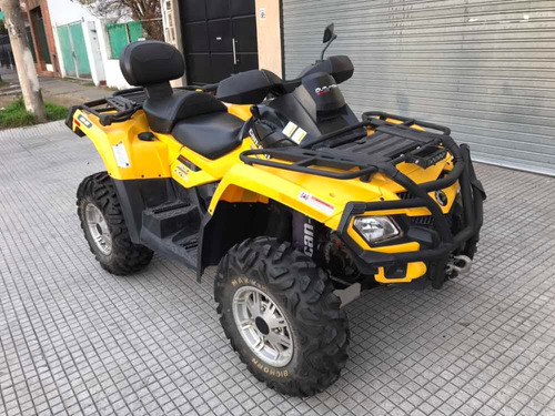 can-am outlander 500 4x4