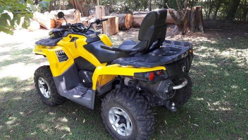 can-am outlander 500 cc 4x4