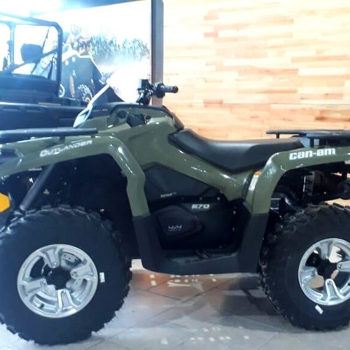 can am outlander 570 dps 0km entrega inmediata canam