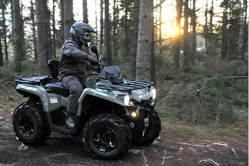 can am outlander 570 l pro 0km automoto lanus