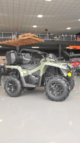 can-am outlander 570 l-pro