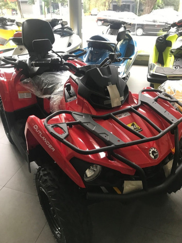 can am outlander 570 max