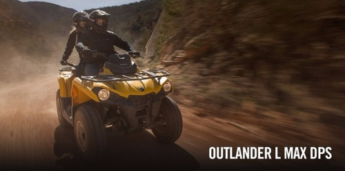 can am outlander 570 max dps 0km 2017 automoto lanus