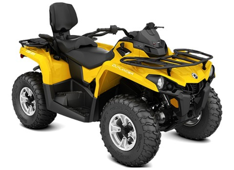 can am outlander 570 max dps 0km 2017 automoto lanus