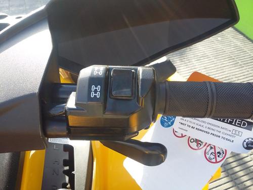 can-am outlander 650 max xt 0 km 2016 cuatriciclo