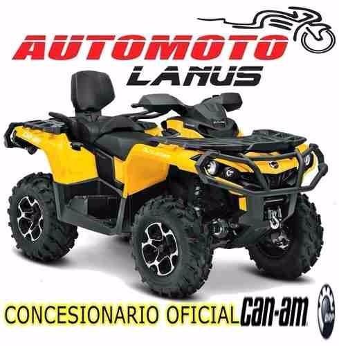 can am outlander 650 max xt 0km 2017 automoto lanus