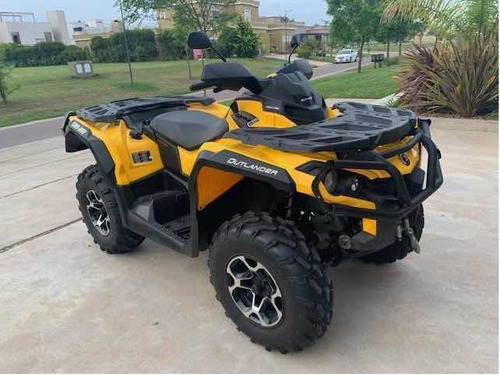 can am outlander 650cc