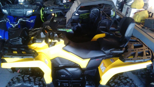 can-am outlander 800 max 2015