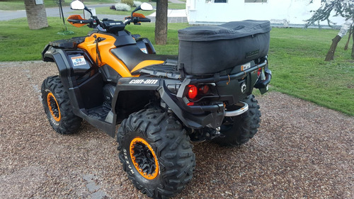 can am outlander 800 r  xtp max