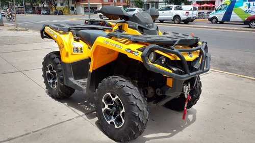 can am outlander 800 xt 2012 - sportnautica pergamino