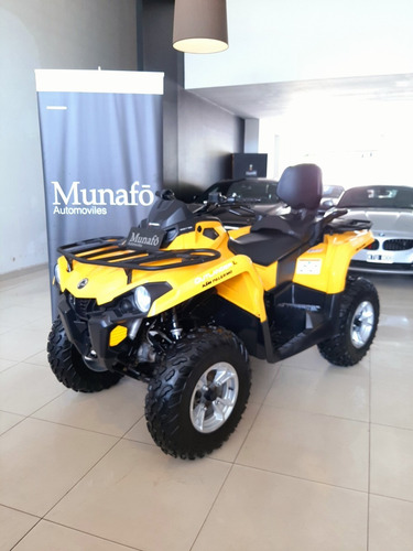 can am outlander l - 450 - 2014