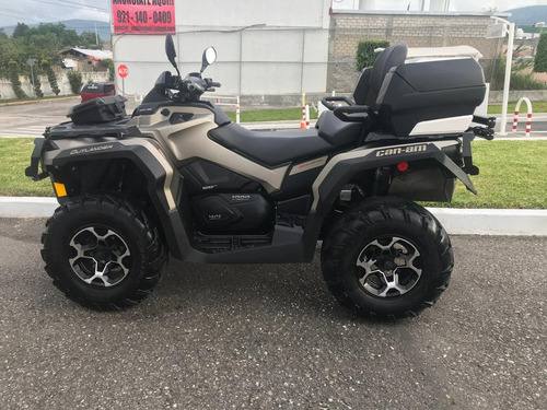 can am outlander limited max