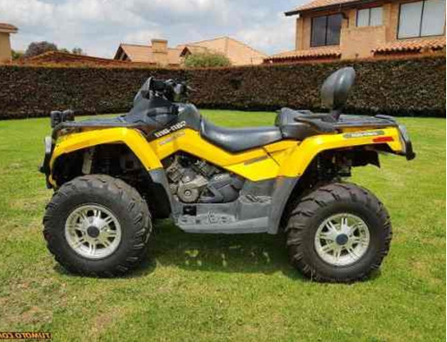 can am  outlander max 650