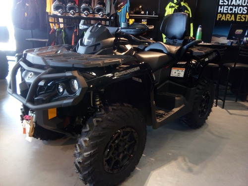 can am outlander max 850 xtp 0km
