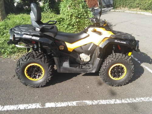 can am outlander max xtp  año 2013. 1000 cc