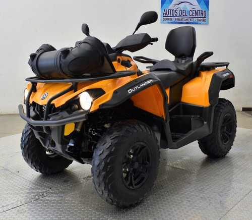 can am outlander max450 2019