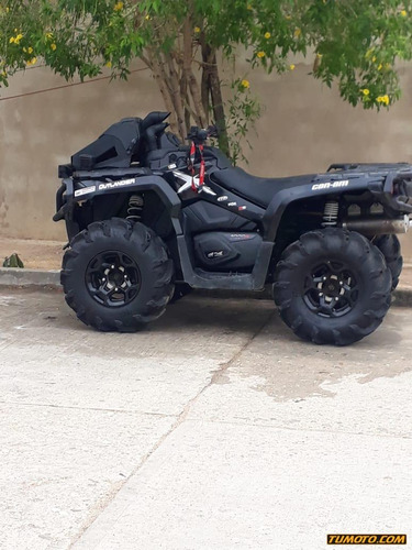 can am outlander xt 1.000