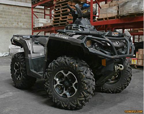 can-am outlander xt 501 cc o más