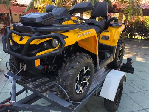 can am outlander xt 650 max 2013