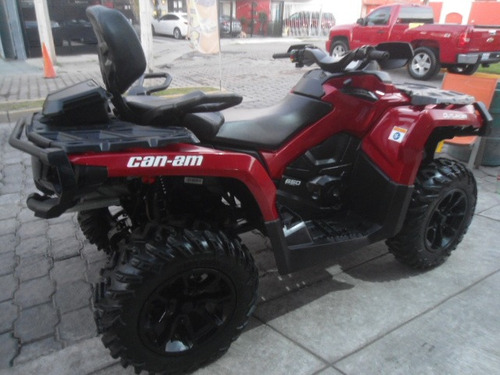 can am outlonder 650 unico dueño