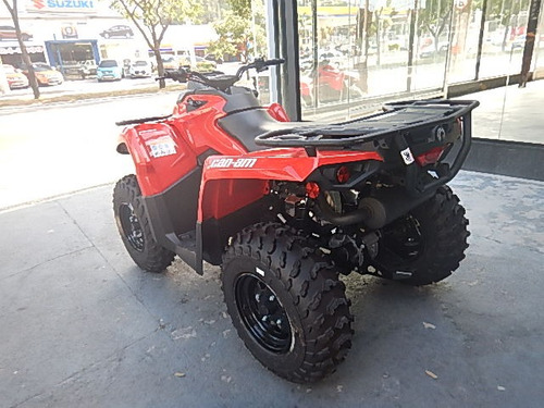 can-am quadriciclo outlander 570 ho. 2019