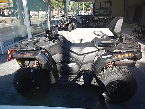 can-am quadriciclo outlander 650 max . 2019