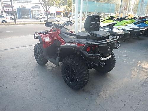 can-am quadriciclo outlander 650 max xt. 2019