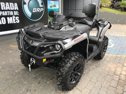 can - am quadriciclo outlander 850 max xt. 2017