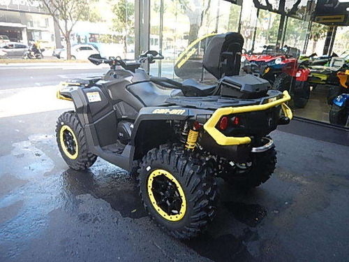 can - am quadriciclo outlander xt-p 1000r. 2019