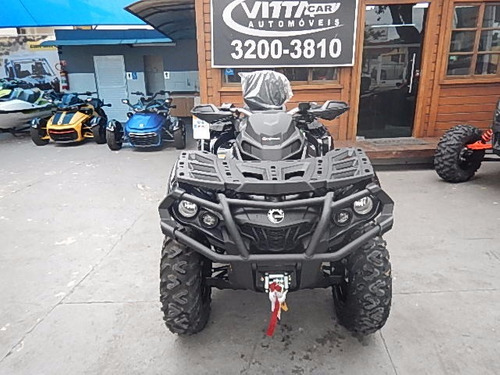 can am - quadriciclo outlander xtp 1000 max dps. 2019