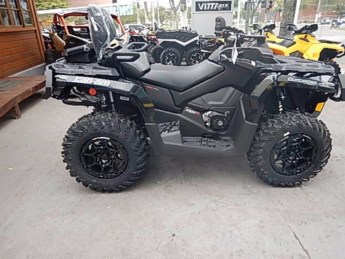 can am - quadriciclo outlander xtp 1000 max dps.2017/2017