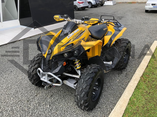 can am renegade 800 2008