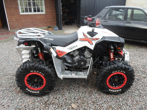 can am renegade 850 4x4 impecable