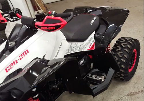 can-am renegade cuatriciclo