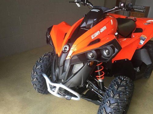 can-am renegade std 570 cuatriciclo atv off road no polaris