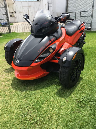 can am  rotax 990 rss