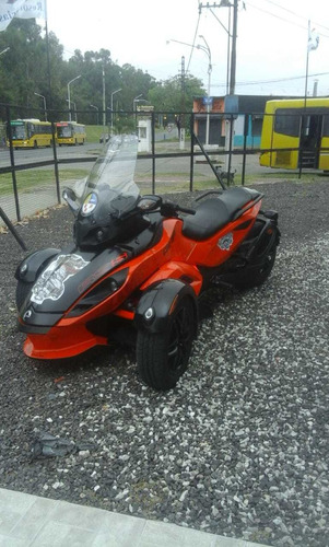can-am spyder 2012 impecable!