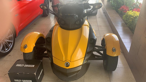 can am spyder 990 rs