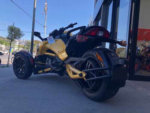 can-am spyder daytona 1000- klober motoshop - mar del plata