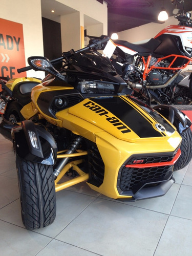 can am spyder f3 daytona 500 concesionario oficial